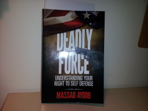 Massad Ayoob'd Deadly Force.